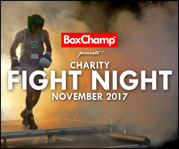 Charity Fight Night
